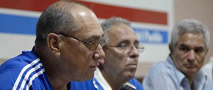 Eduardo Martín Saura, Manager del equipo Cuba